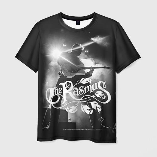 Мужская футболка 3D The Rasmus 3