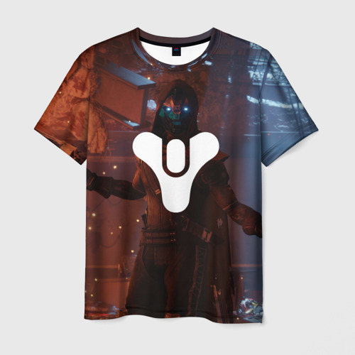 Мужская футболка 3D Hey