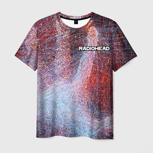 Мужская футболка 3D Radiohead 3