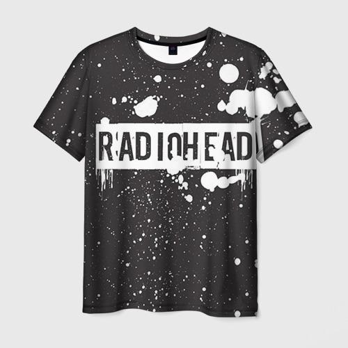 Мужская футболка 3D Radiohead 6