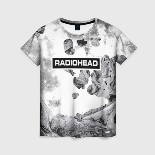 Женская футболка 3D Radiohead 8