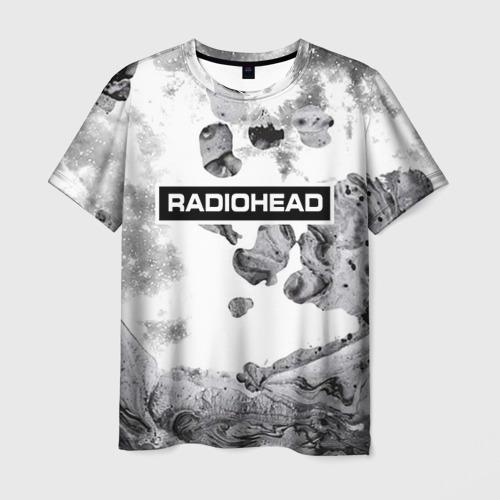 Мужская футболка 3D Radiohead 8