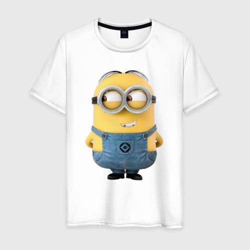 Мужская футболка хлопок Миньон 3