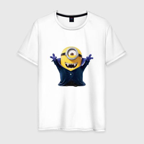 Мужская футболка хлопок Миньон 4