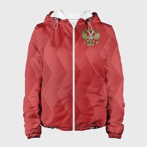 Женская куртка 3D Сборная России