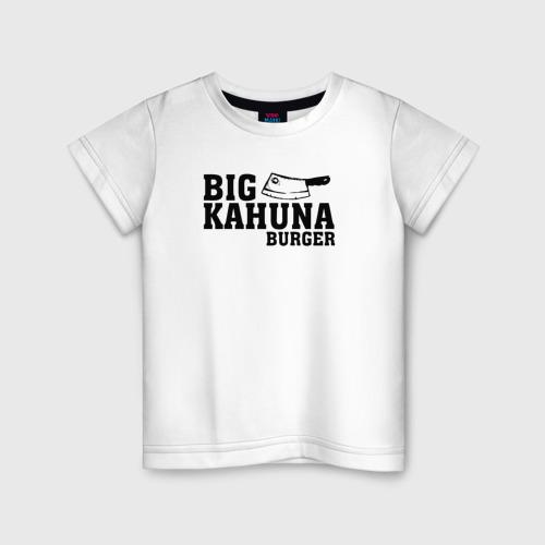 Детская футболка хлопок Big Kahuna