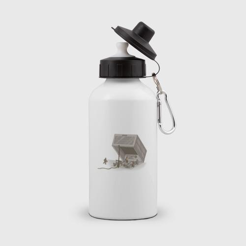 Бутылка спортивная Офисное рабство