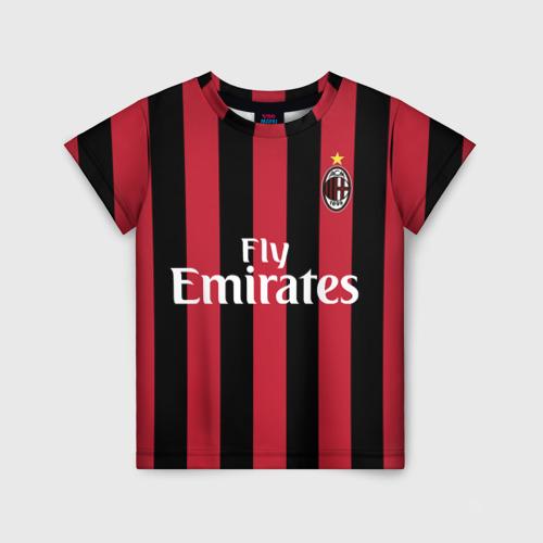 Детская футболка 3D Милан