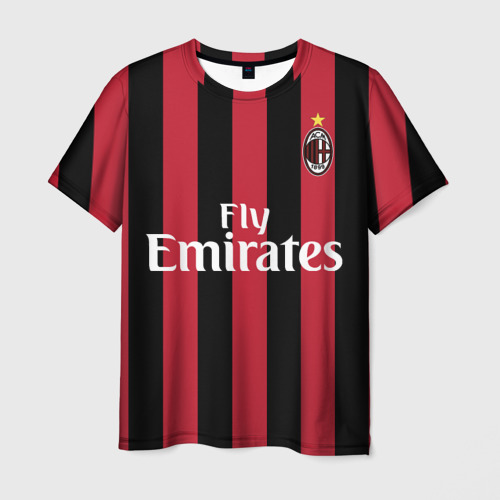 Мужская футболка 3D Милан