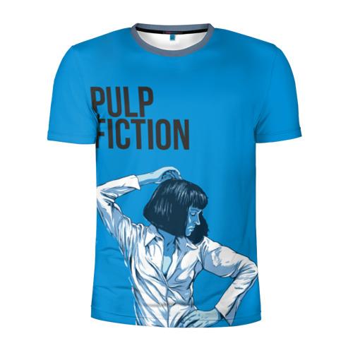 Мужская футболка 3D спортивная Танцующая Мия
