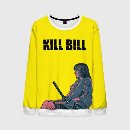 Мужской свитшот 3D Убить Билла