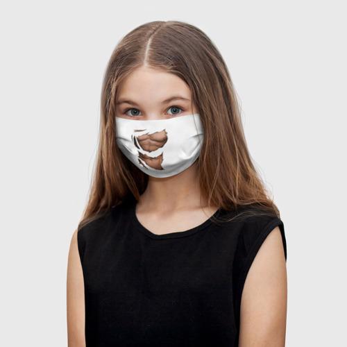 Детская маска (+5 фильтров) Идеальный рельеф
