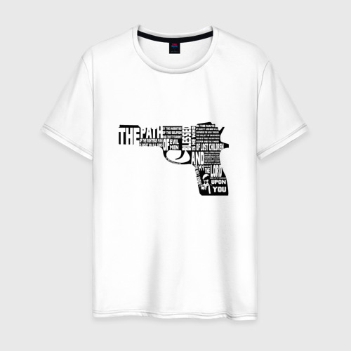 Мужская футболка хлопок Pulp Fiction