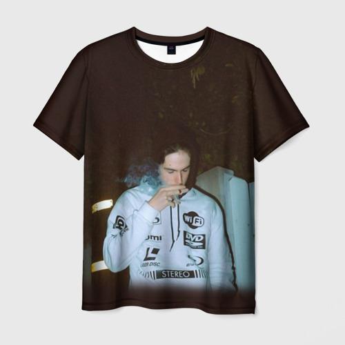 Мужская футболка 3D Bones