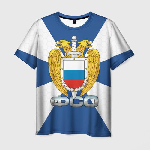 Мужская футболка 3D ФСО