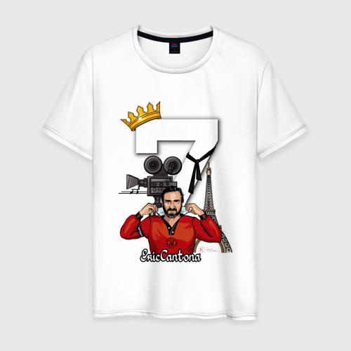 Мужская футболка хлопок Король Эрик