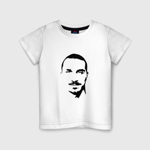 Детская футболка хлопок Златан Ибрагимович