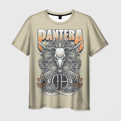 Мужская футболка 3D Pantera 81