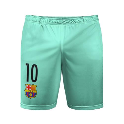 Мужские шорты спортивные Aqua Messi