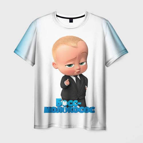 Мужская футболка 3D Boss Baby