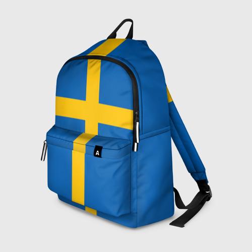 Рюкзак 3D Флаг Швеции
