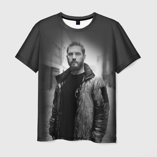 Мужская футболка 3D Tom Hardy