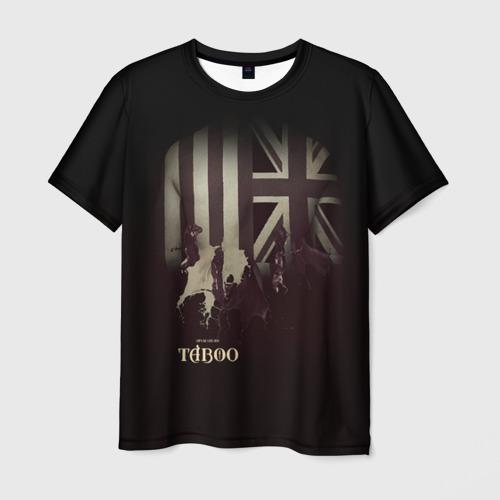 Мужская футболка 3D Taboo
