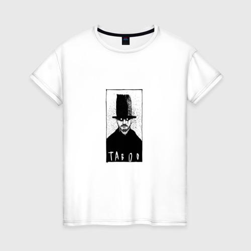 Женская футболка хлопок Taboo