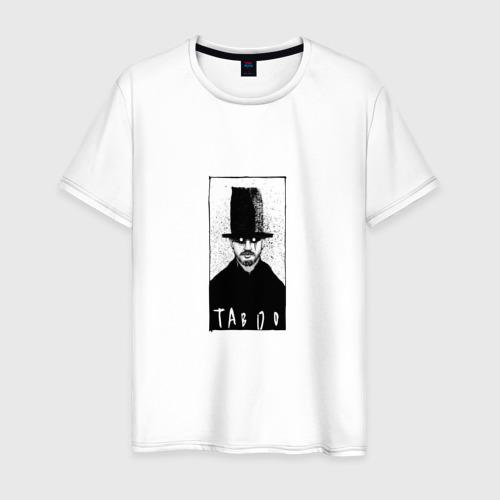 Мужская футболка хлопок Taboo