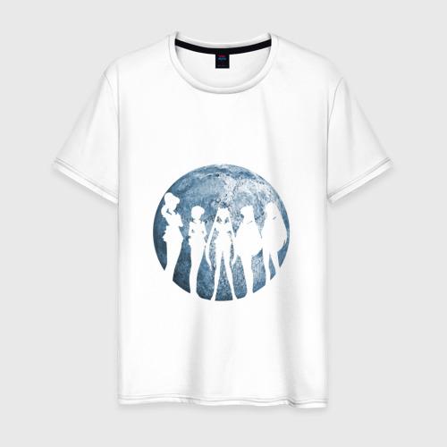 Мужская футболка хлопок Войны в матросках