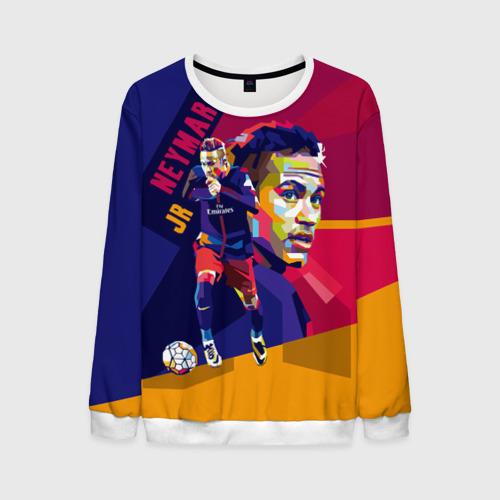 Мужской свитшот 3D Neymar