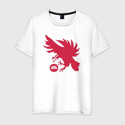 Мужская футболка хлопок Warlock