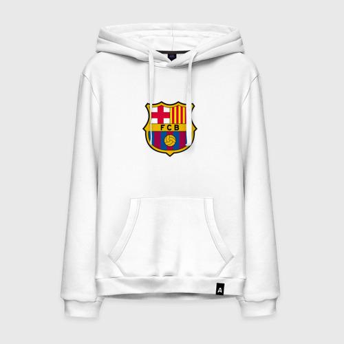 Мужская толстовка хлопок ФК Барселона