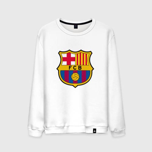 Мужской свитшот хлопок ФК Барселона