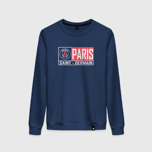 Женский свитшот хлопок Paris Saint-Germain - New collections 2018