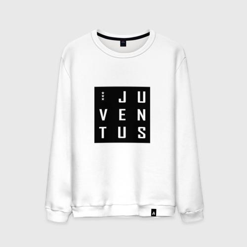 Мужской свитшот хлопок Juventus - New Collections 2018