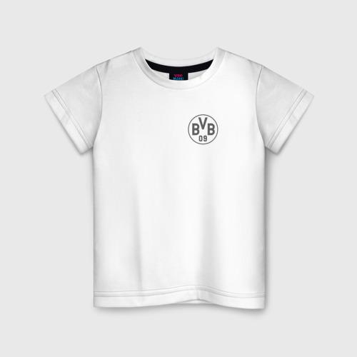 Детская футболка хлопок Borussia Dortmund - Vintage style (New Collections 2018)