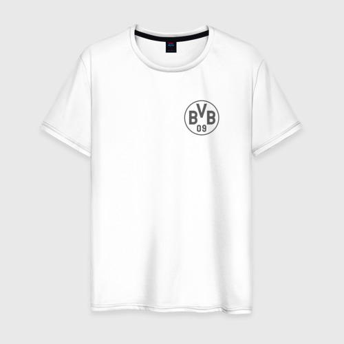 Мужская футболка хлопок Borussia Dortmund - Vintage style (New Collections 2018)