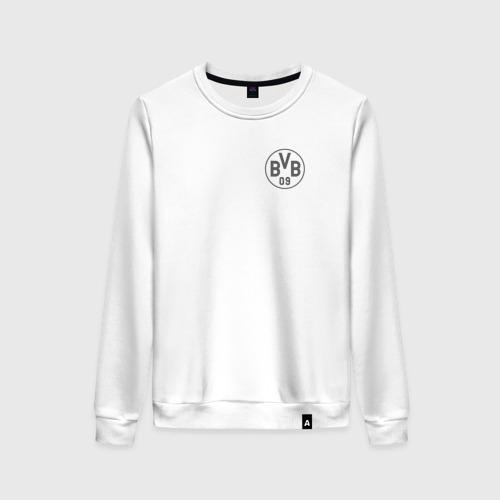Женский свитшот хлопок Borussia Dortmund - Vintage style (New Collections 2018)