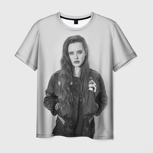Мужская футболка 3D Katherine