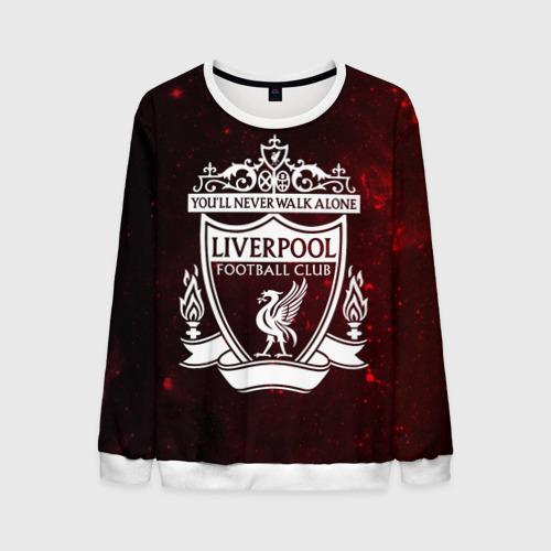 Мужской свитшот 3D Liverpool