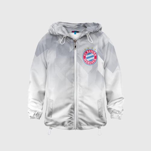 Детская ветровка 3D Bayern Munchen - Fresh Design (2018 NEW)