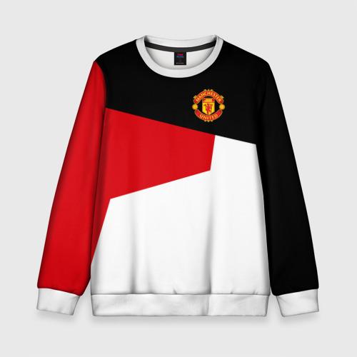 Детский свитшот 3D Manchester United 2018 12