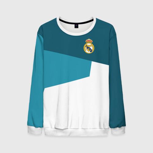 Мужской свитшот 3D Real Madrid 2018 5
