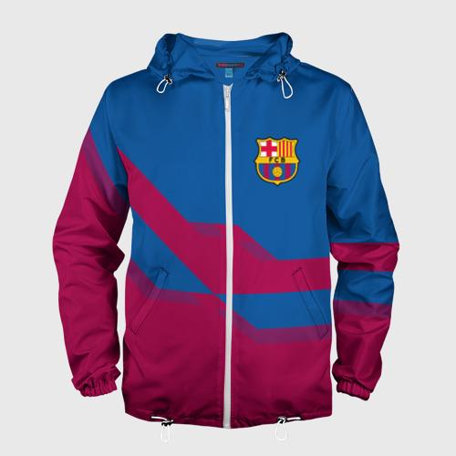 Мужская ветровка 3D FC Barcelona 6