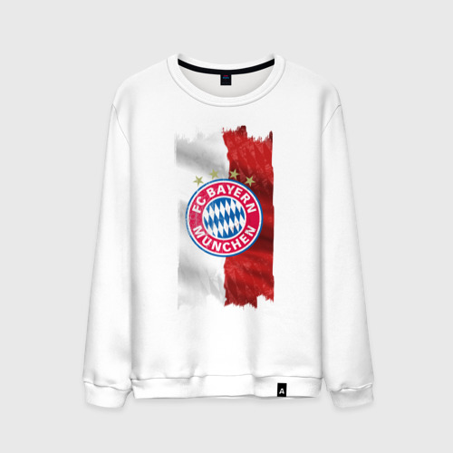 Мужской свитшот хлопок Bayern Munchen - Vintage style No. 3