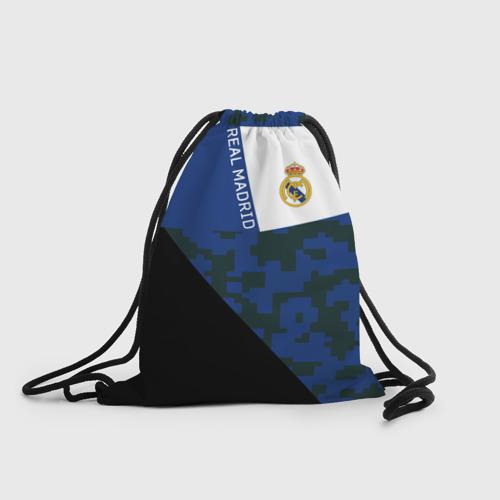 Рюкзак-мешок 3D Real Madrid 2018 Sport Version