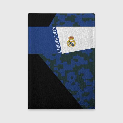 Обложка для автодокументов Real Madrid 2018 Sport Version