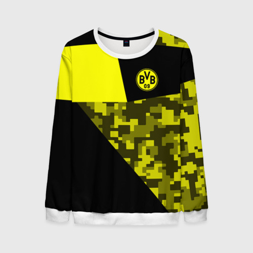 Мужской свитшот 3D Borussia Dortmund 2018 Sport