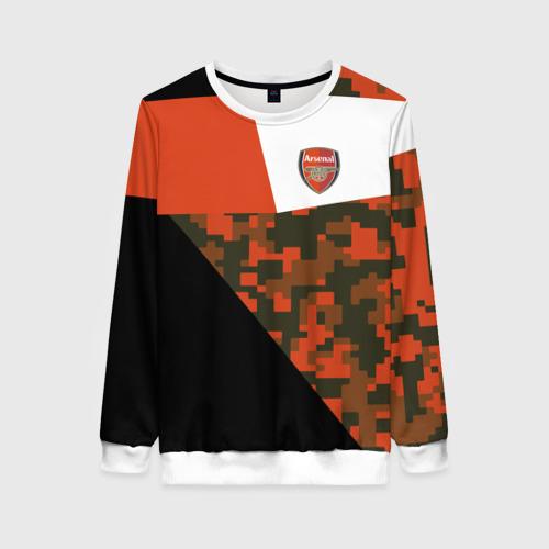 Женский свитшот 3D FC Arsenal 2018 Sport
